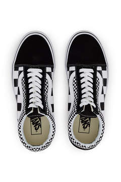 Vans Mixed Checkerboard Old Skool Sneaker