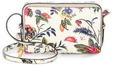 Tory Burch Parker Floral Print Mini Shoulder Bag - MULTI - STYLE