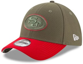New Era Adult San Francisco 49ers 39THIRTY Salute to Service Flex-Fit Cap