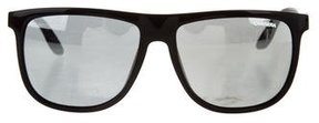 Carrera Mirrored Square Sunglasses