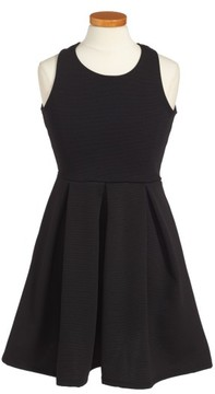 Soprano Girl's Skater Dress