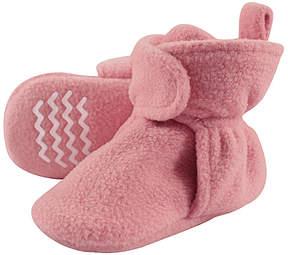 Hudson Baby Strawberry Fleece-Lined Bootie