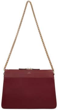 A.P.C. Red Ella Bag