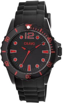 Crayo Fierce Collection CRACR2302 Unisex Watch