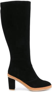See by Chloe knee high boots