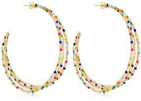 Rosantica Velo Earrings