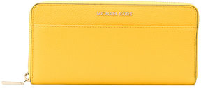 MICHAEL Michael Kors continental Mercer wallet - YELLOW & ORANGE - STYLE