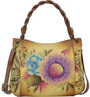Anuschka Anna by Handpainted Leather Women's Bag
