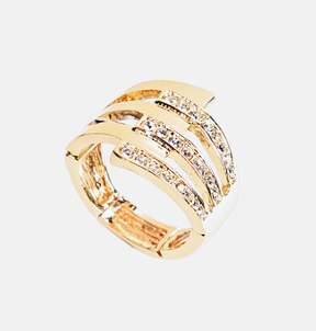 Avenue Stone Interlocking Stretch Ring