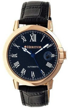 Heritor Men's Automatic HR2304 Laudrup Watch