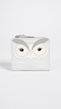 Kate Spade Star Bright Owl Adalyn Coin Purse