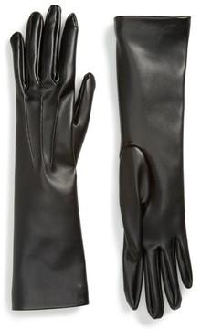Stella McCartney Women's Faux Leather Gloves