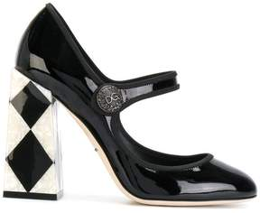 Dolce & Gabbana Vally Mary Jane pumps