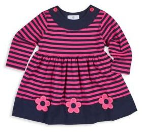 Florence Eiseman Baby's Long Sleeves Striped Dress