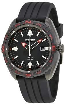 Seiko Black Dial Men's Watch