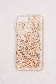 Urban Outfitters Rose Gold Flecked iPhone 8/7 Case