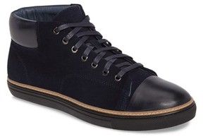 English Laundry Men's Kensal Mid Top Sneaker