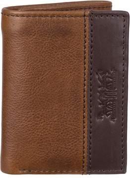 Levi's Levis Men's Leather Trifold Wallet