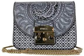 Furla Metropolis Lace Mini Crossbody Bag