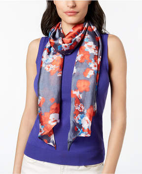 Vince Camuto Textile Flower Scarf