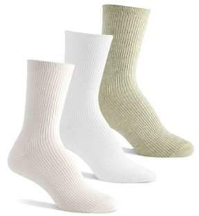 Berkshire Women's Non-binding Crew Socks 3 Pack
