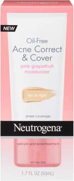 Neutrogena Oil Free Acne Correct & Cover