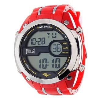 Everlast Digital Watch Red