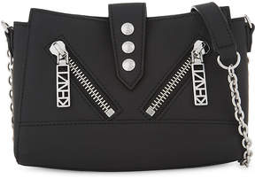 Kenzo Kalifornia leather mini cross-body bag