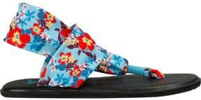 Sanuk Yoga Sling Burst Prints Sandal
