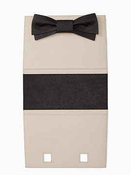 Kate Spade Make it mine bow candace wrap - TUSK/BLACK - STYLE