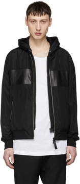 Mackage Black Weston Hooded Jacket