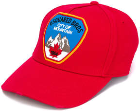 DSQUARED2 Bros baseball cap