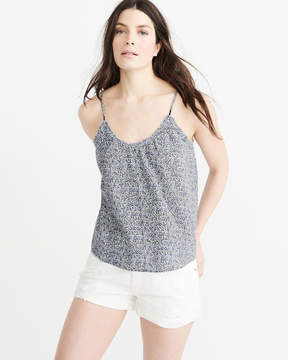 Abercrombie & Fitch Pattern Cami