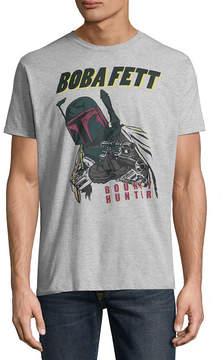 Star Wars Novelty T-Shirts Bobba Fett Graphic Tee