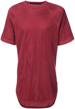 Julius perforated shortsleeved T-shirt