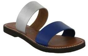 Mia Nila Leather Sandals