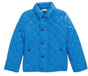 Burberry Mini Luke Quilted Jacket