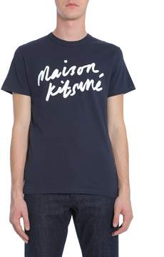 Kitsune T-shirt Handwriting