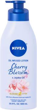 Nivea Oil Infused Lotion Cherry Blossom & JoJoba Oil
