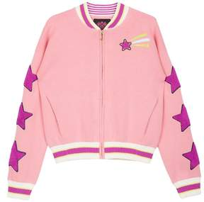Juicy Couture Unicorn Doodles Bomber for Girls