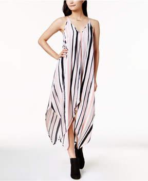 Bar III Striped Dress, Created for Macy's