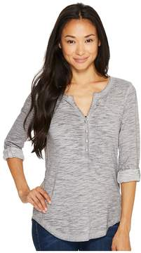 Ariat Caitlin Henley Women's Long Sleeve Button Up