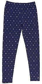 Nautica Toddler Girls' Printed Legging (2T-3T)