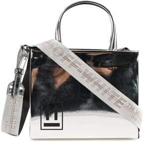 Off-White Off White Mirror Box Mini Shoulder Bag