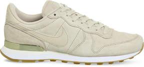Nike Internationalist suede trainers