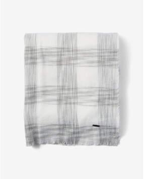 Express plaid scarf