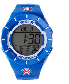 Rockwell Men's Chicago Cubs Coliseum Digital Watch