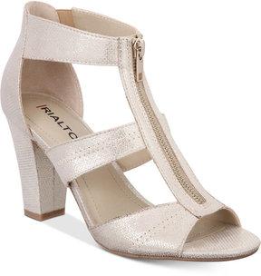 Rialto Ritz Block-Heel Dress Sandals Women's Shoes
