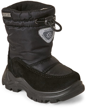 Naturino Toddler/Kids Boys) Black Varna Waterproof Boots