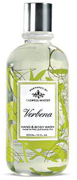 Verbena Hand and Body Wash by Caswell-Massey (10oz Shower Gel)